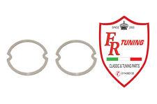 COPPIA GUARNIZIONI INTERMEDIE FANALINO/FARO ANTERIORE FIAT 500
