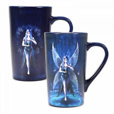 Anne Stokes Heat Changing Latte Mug featuring the Enchantment design