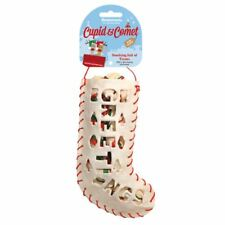 Rosewood Rawhide Christmas Xmas Stocking Full of Treats for Dogs and Puppies