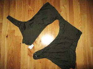 Bisou Bisou Michele Bohbot Swim Monokini 1 Piece Shoulder Swimsuit So Cute ! NWT