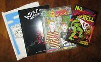 Alt Comics Small Press Lot Passage Prism Index Sparkplug Domitille Collardey