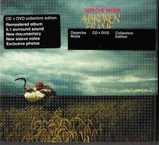 Depeche Mode - A Broken Frame (Collector's Edition) {SACD + DVD-Video} EXC
