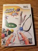 Game Party 3 - Nintendo Wii - Complete