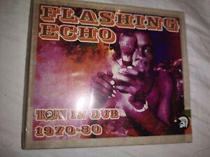 Various Artists : Flashing Echo: Trojan in Dub 1970-1980 CD 2 discs (2002)