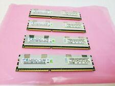Samsung 64GB (4x16GB) PC3-8500R 4Rx4 DDR3 ECC Reg Memory for IBM Dell HP Apple