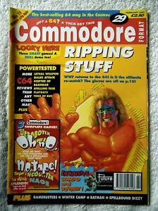 72004 Issue 29 Commodore Format Magazine 1993