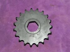 UK MADE BSA B25 B44 B50 19T GEARBOX SPROCKET 41-3092 57-2756 for 520 Chain