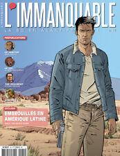 L'IMMANQUABLE N°81 (Revue BD)