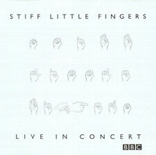 STIFF LITTLE FINGERS / BBC Live in Concert - CD Strange Fruit ‎– SFRSCD116