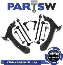10 Pc Suspension Kit for Saturn Ion 2003-2007 Lower Control Arms & Ball Joints