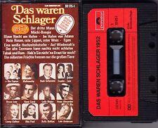 MC Das waren Schlager 1952 - Polydor - Club-Sonderauflage