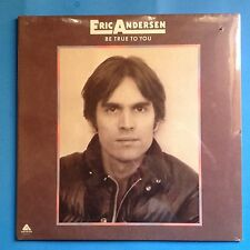 Eric Andersen-Be True To You-1975 Arista  M-/M FACTORY SEALED-Folk Rock