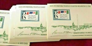 Whole sale lot of 100  # 1311  Sixth international philatelic exhibition MNH OG