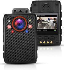 BOBLOV X1 Body Camera 1080p Portable Body Camera Removable SD Card Up to 128GB