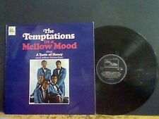 TEMPTATIONS  In A Mellow Mood  LP  Mono  UK 1st press   Great!