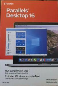 Parallels Desktop 16 Run Windows on Mac One Year Subscription