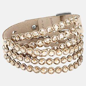 Swarovski Power Collection Bracelet Beige 5515981