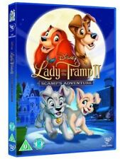 LADY AND THE TRAMP SCAMPS AVENTURE DISNEY DVD - New / UNSEALED - SCAMP'S