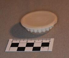 Tupperware Miniaturen Pudding Form creme mit Spenkeln
