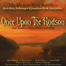 The Hudson River Ramblers-Once Upon the Hudson (US IMPORT) CD NEW