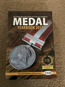 Medal Yearbook 2019, , Used; Good Book