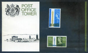 The Great Britain 1965 P.O. Tower presentation pack ordinary (2020/07/19#08)