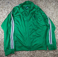 VTG beverly hills polo club mens Green Jacket Size M Medium Excellent Condition