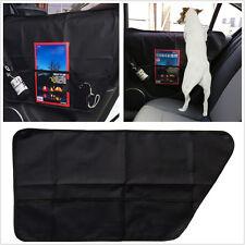 2Pcs Car Auto Back Door Side Border Scratch Proof Storage Bag Anti Dog Scratch
