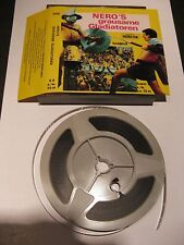 Super 8mm Film-Klassiker Action-Nero´s grausame Gladiatoren-Castle Film