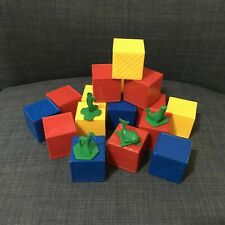 VINTAGE TUPPERWARE BUSY BLOCK REPLACEMENT PARTS