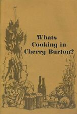 WHAT'S COOKING IN CHERRY BURTON published date unknown