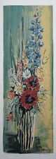 Ann Cochran ~Orig. Pencil Signed Screenprint #17/40 California Artist Modernism