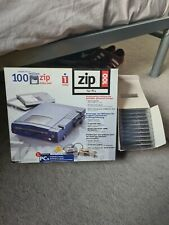 More details for iomega zip 100 external drive w/ 10+ 100mb