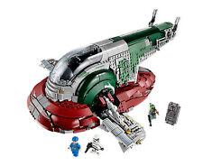 Lego Star Wars Slave 1 Set 2017 Release Brand New