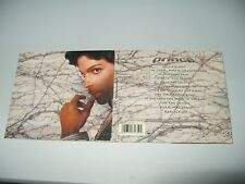 Prince Musicology 12 Track cd Digipak 2004 cd is Excellent/No Booklet
