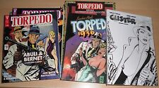 ED.ACME  SERIE TORPEDO   N°  1/11   PIU' 2 SPECIALI  CPL  1990  ORIGINALI  !!!!!