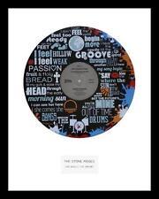 STONE ROSES  - MEMORABILIA - VINYL RECORD ART - Ideal Gift
