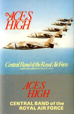 CENTRAL BAND ROYAL AIR FORCE Aces High tape