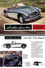 Austin 1959 - Austin Healey 100 Six 2-Seater Sports Tourer