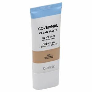 Covergirl Clean Matte BB Cream Oil Free Sensitive Skin