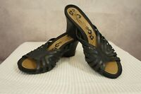 Hush Puppies ' Enchanted ' Strappy Wedge Sandals Size 6