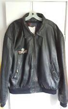 Vintage Avirex Classics Top Gun Leather Jacket Size L