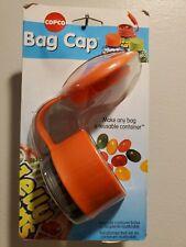 New listing Copco Medium Bag Cap Orange New