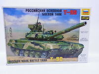 LOT 30878 Zvezda 5020 Russian Main Battle Tank T-90 1:72 Bausatz NEU OVP