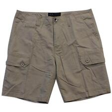 Oakley War Chest Size 34 L Khaki Casual Cargo Shorts Walkshorts