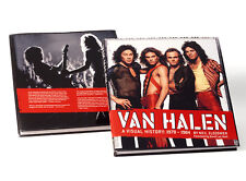 Van Halen: A Visual History, 1978-1984 Coffee Table Hardcover Book New Free Ship