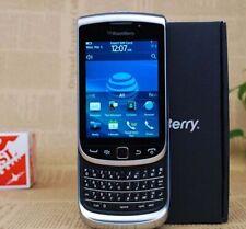 BlackBerry Torch 9810 - 8Gb - Black (Unlocked) Smartphone toetsenbord wifi 3G