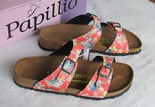 NEW Papillio By Birkenstock Sydney Ladies Rambling Rose Red Sandals Size 7 40