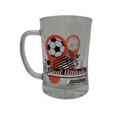 MILAN boccale in vetro birra decorato da collezione prodotto ufficiale