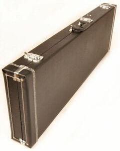 Douglas Case for Fender Jaguar Jazzmaster and Mosrite Guitar EGC-200 SJM BK